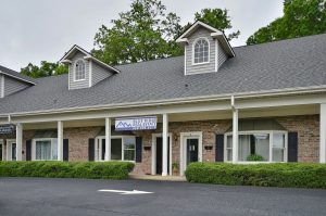 Blue Ridge Real Estate office